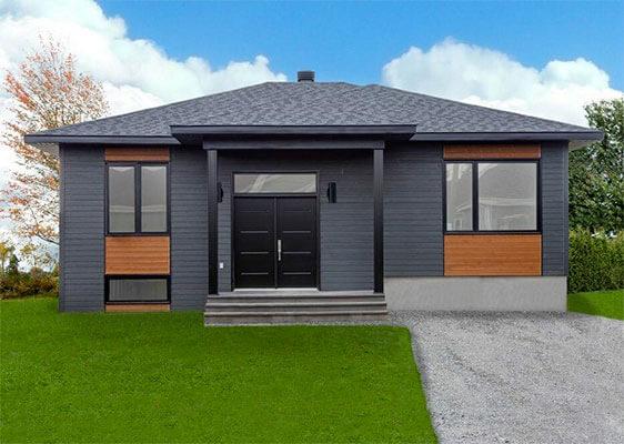 construction de maison neuve victoriaville terrain pour construction. Black Bedroom Furniture Sets. Home Design Ideas